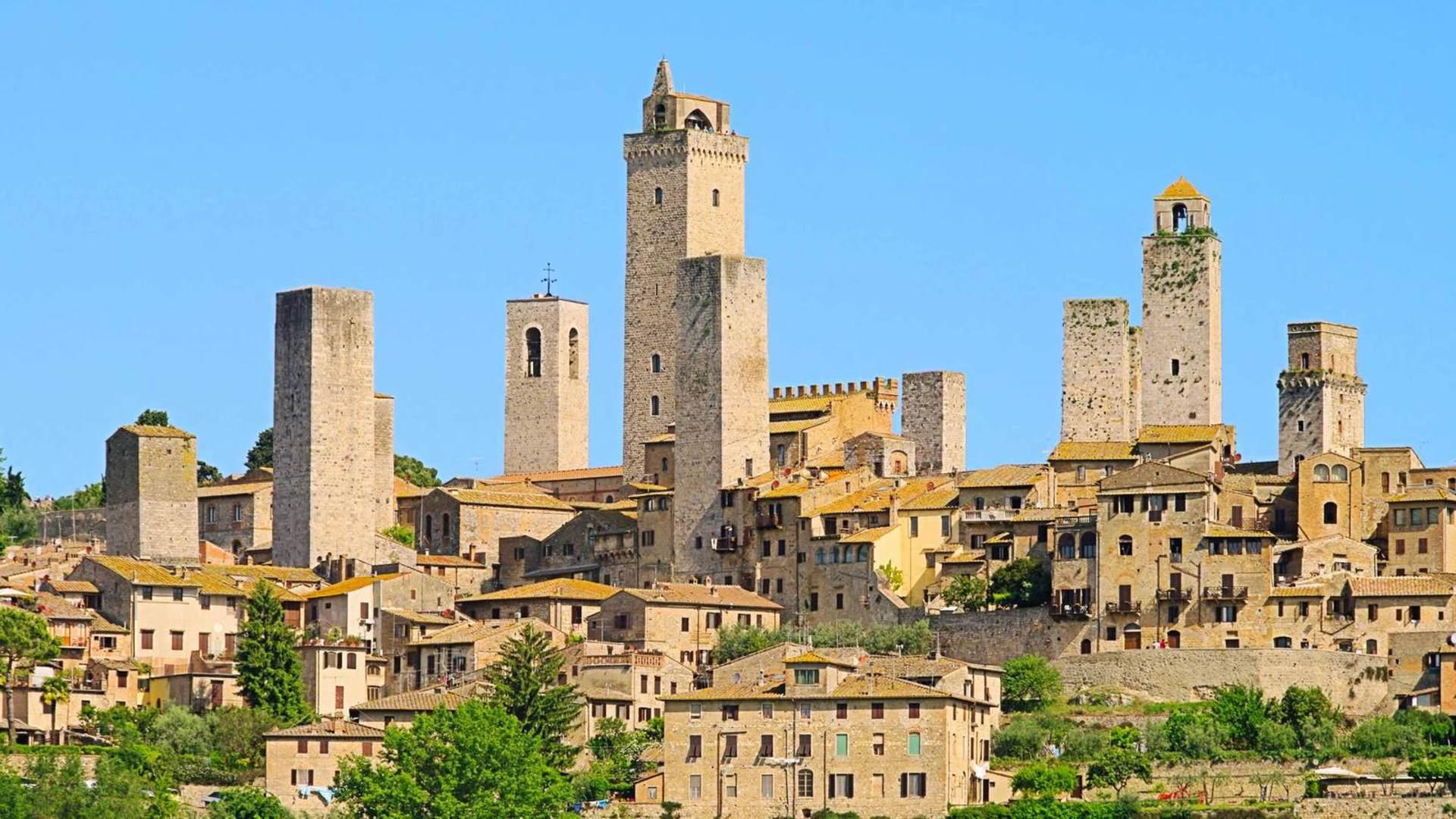 Tour di Volterra e San Gimignano